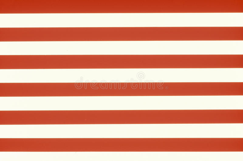 Close-up of the Stripes on an American Flag, United States royalty free stock image
