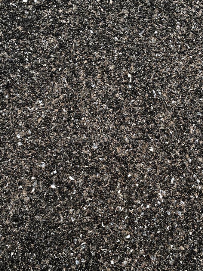Close up Surface grunge rough of asphalt. royalty free stock photos