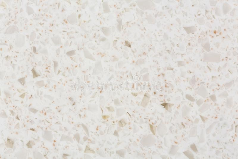Synthetic quartz stone texture. Close up of synthetic quartz stone texture. High resolution photo stock image