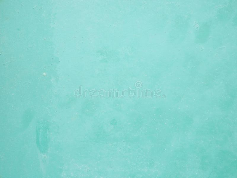 Teal blue green wall texture background stock image