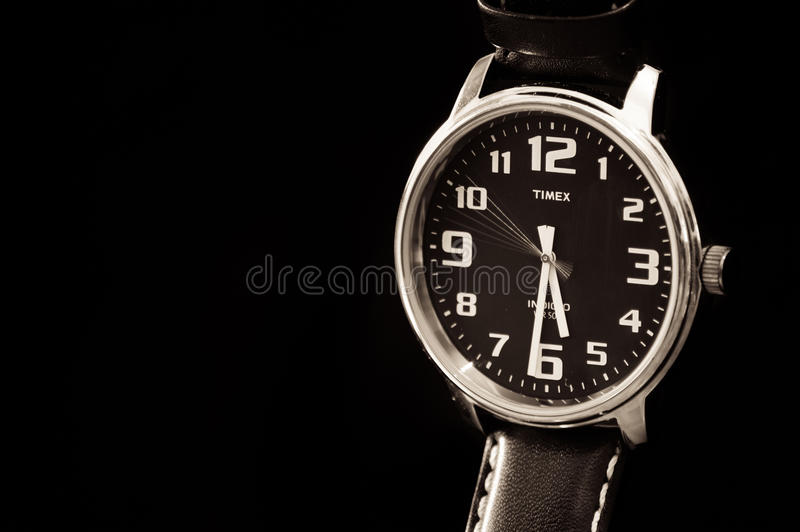 Close Up Of Timex Wristwatch Free Public Domain Cc0 Image