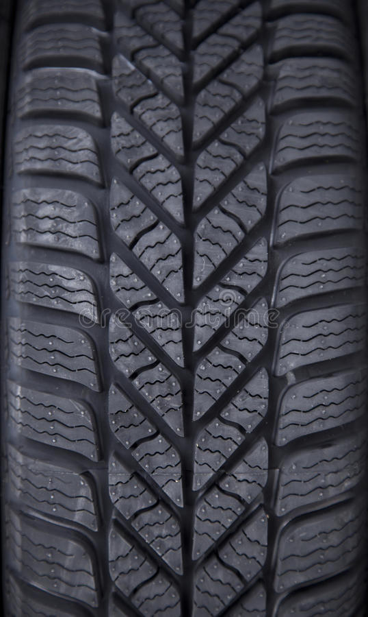 Close Up Of A Tire Stock Images