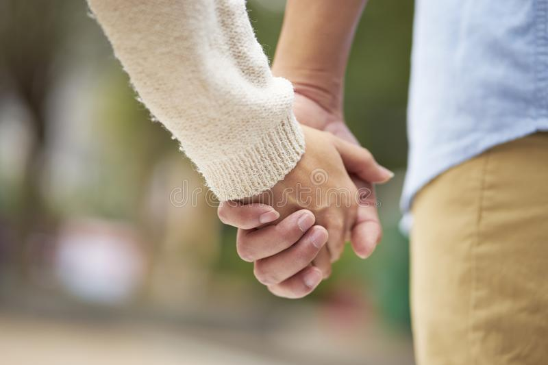 Love Holding Hands