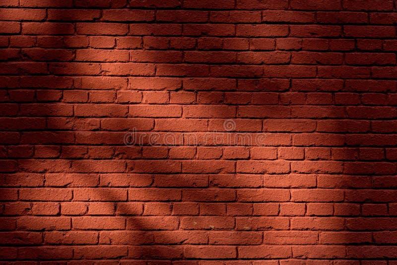 Close-up van bakstenen muurachtergrond royalty-vrije stock fotografie