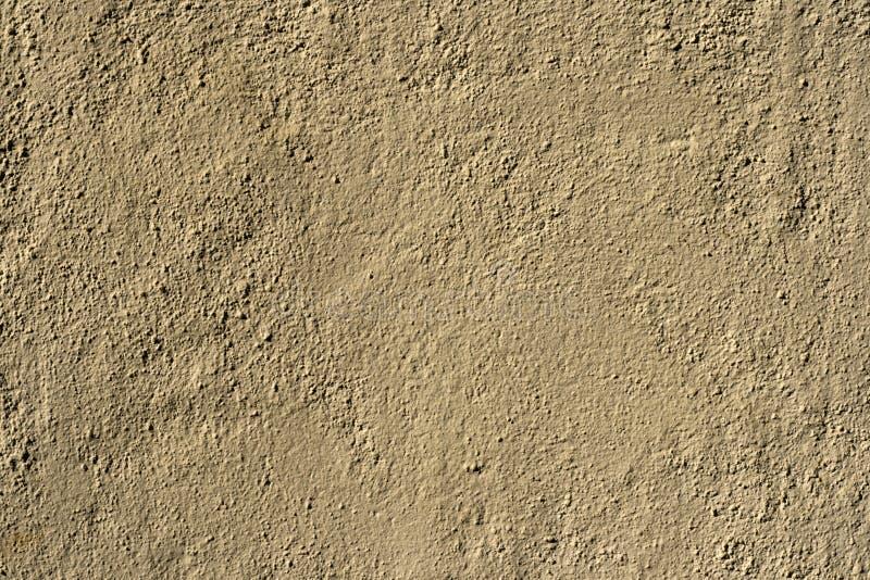 Close-up van concrete muur royalty-vrije stock afbeeldingen