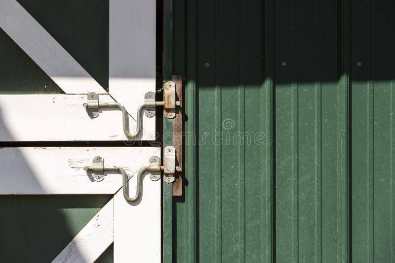 Witte Klink stock fotografie