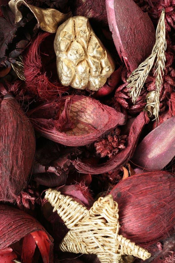 Close-up van een ornamentkom stock fotografie