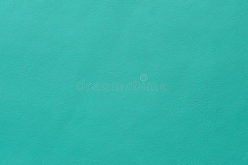 Close-up van naadloze groene leertextuur royalty-vrije stock afbeelding