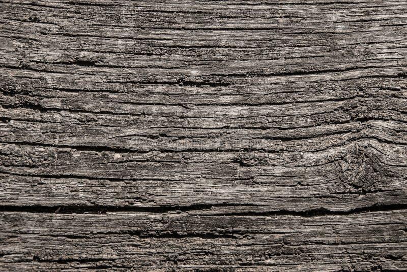 Close-up van oude houten bankoppervlakte royalty-vrije stock foto's