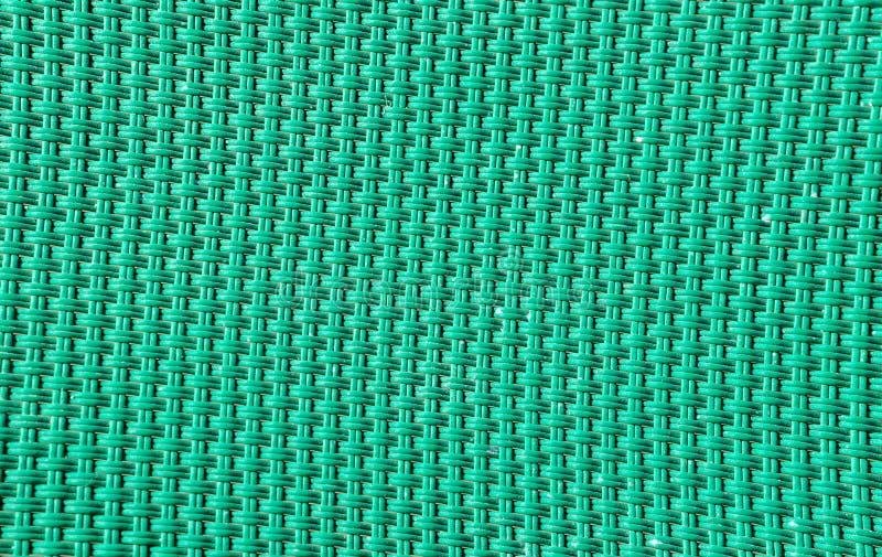Close-up van Plastic Synthetische de Doekachtergrond van de Vezel Nylon Textuur wordt gedetailleerd van Polyester die stock afbeelding