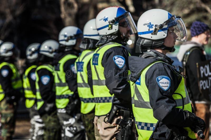 Close-up van Politietoestel en Bescherming royalty-vrije stock fotografie
