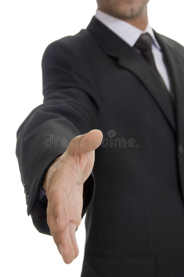 Download Close Up View Of Businessman Stock Photo - Image: 6549538