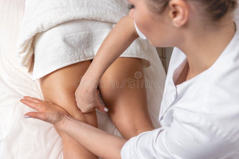 Inner Thigh Massage