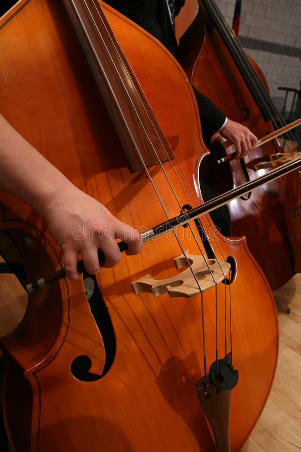 Download Close-up View Of Woman Playing A Cello. Stock Image - Image of arts, bridge: 13787233