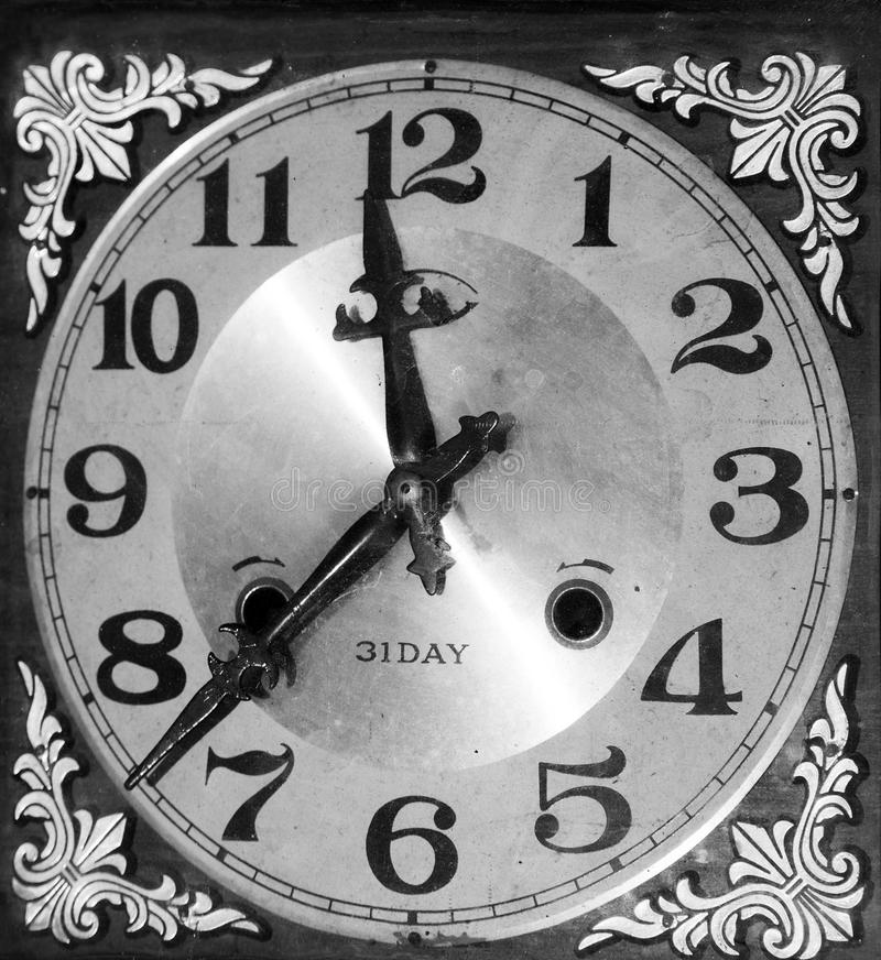 Download Old Clock stock photo. Image of object, decoration, still - 30071970