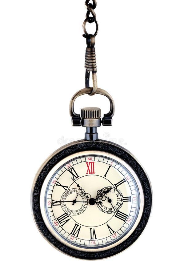 Download Close Up Of Vintage Pocket Watch Stock Image - Image: 26211241