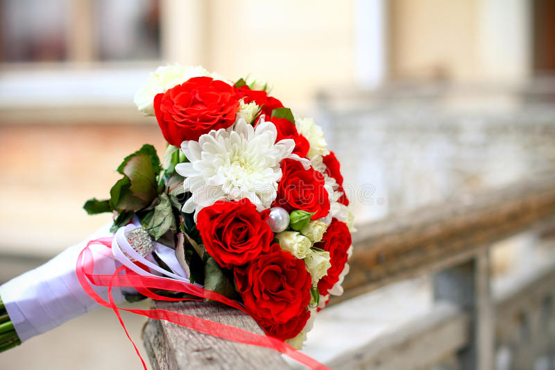 Download Close Up Of Wedding Bouquet Royalty Free Stock Images - Image: 38536639