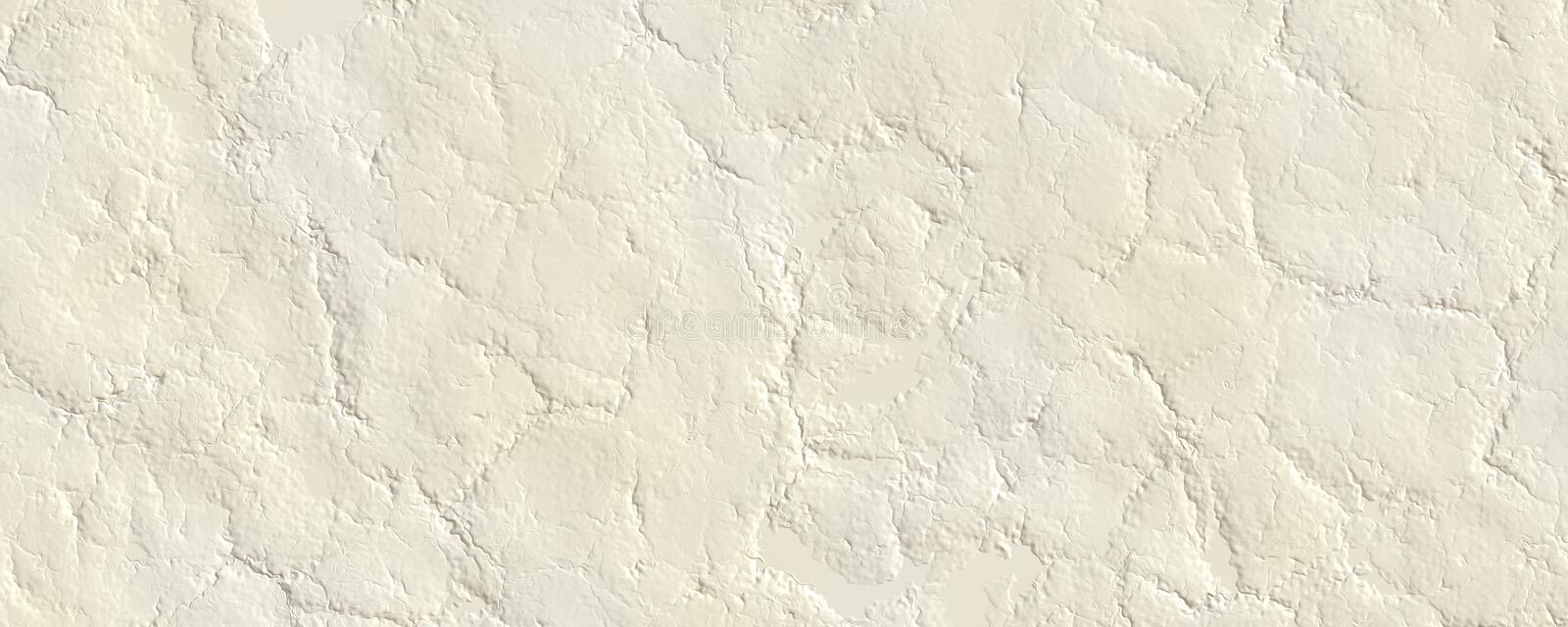 Close up white bone texture background stock illustration