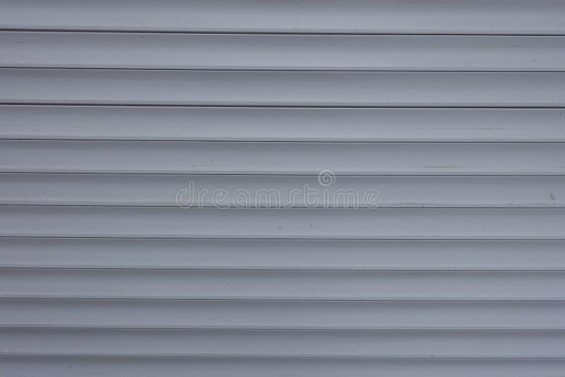 Closeup of white plastic roller shutter stock images