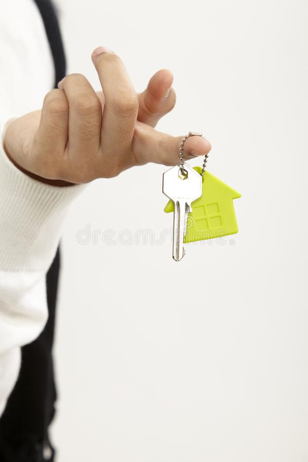 Investment in property royalty free stock images