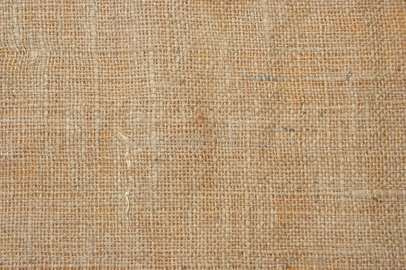 Close-up of woven fabric royalty free stock photo