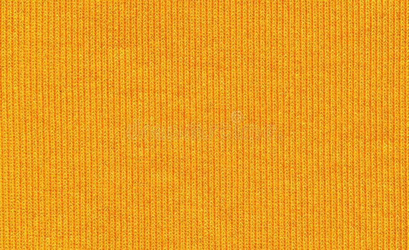 Close-up of the yellow syntetic fiber. Close-up of the yellow synthetic fiber royalty free stock images