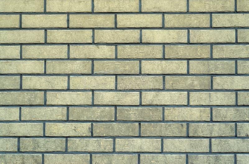 Close-upmening van oude brickwall Oude brickwalltextuur voor achtergrond royalty-vrije stock foto