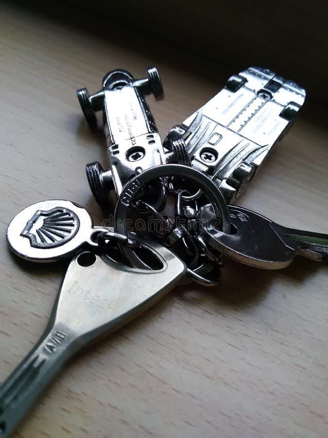 Close-upsleutels stock foto