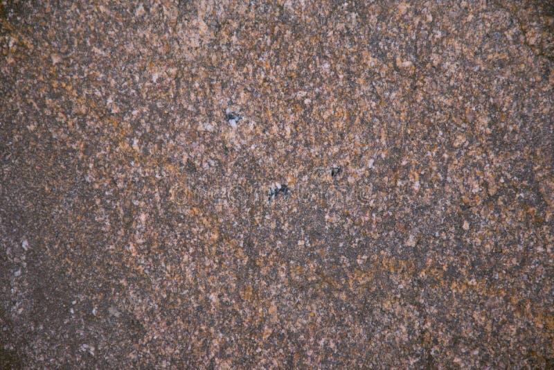 Close-uptextuur van granietrots royalty-vrije stock foto's