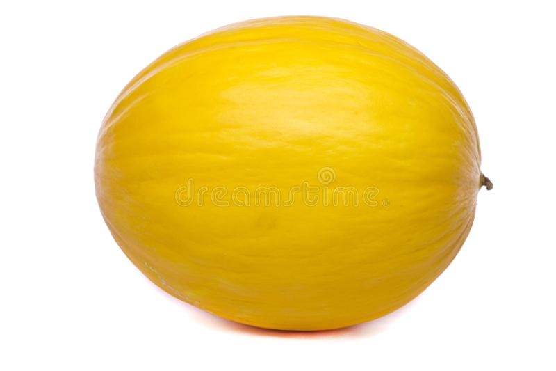 tasty yellow melon royalty free stock photo