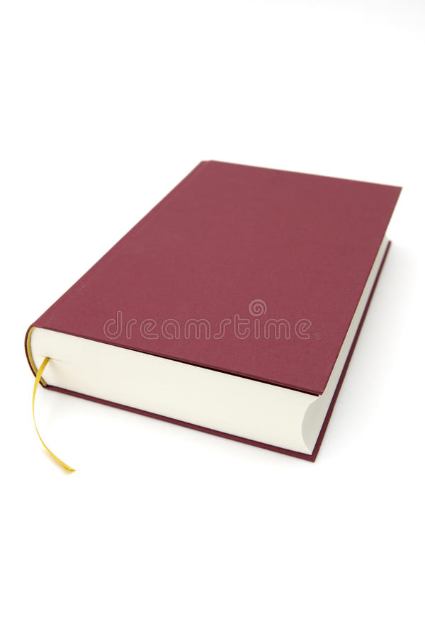 Closed Book Royalty Free Stock Photo