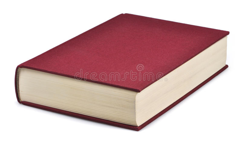 Closed Book Royalty Free Stock Photography