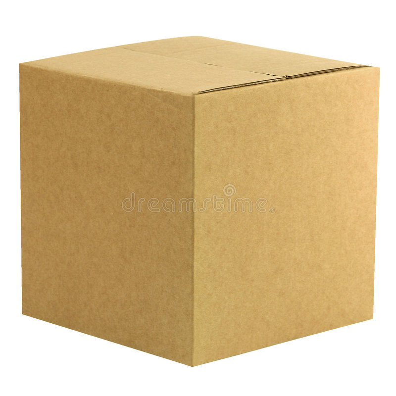 Free Closed Box Royalty Free Stock Image - 153096