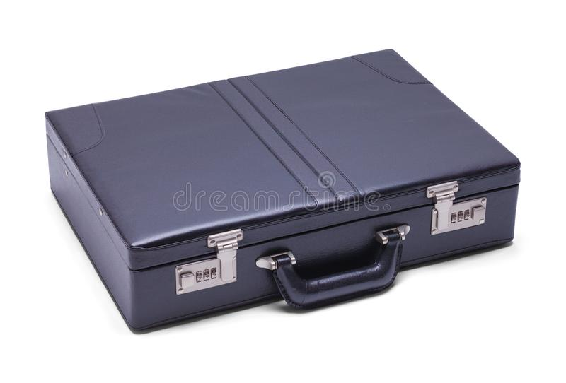 Closed Briefcase royalty free stock photos
