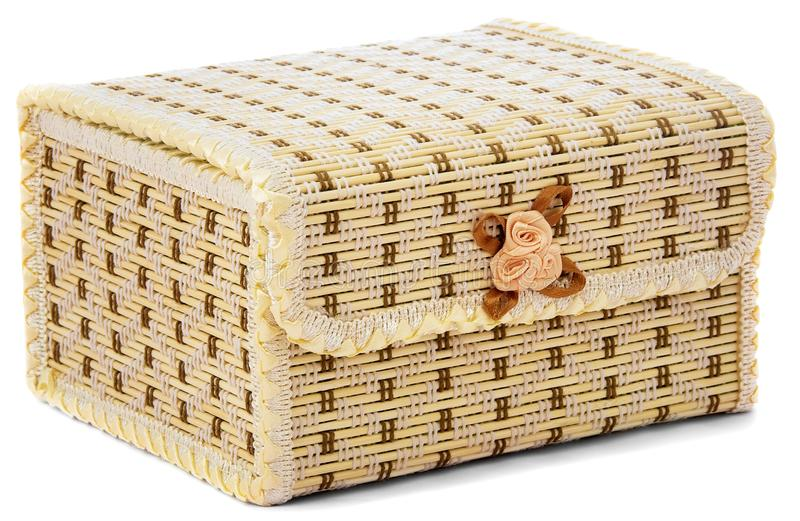 Download Closed Casket For Storage Of Jewelry Stock Image - Image: 13446585