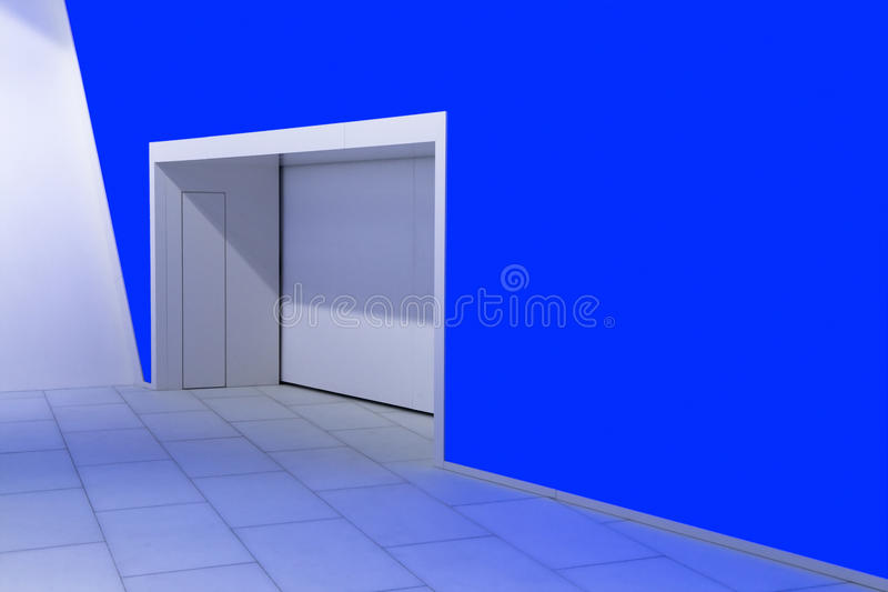 Download Closed Door stock image. Image of light, simplicity, simple - 14054229