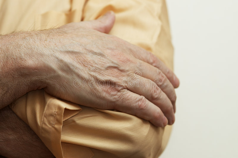 Download Closed man stock image. Image of person, forearm, shirt - 514727