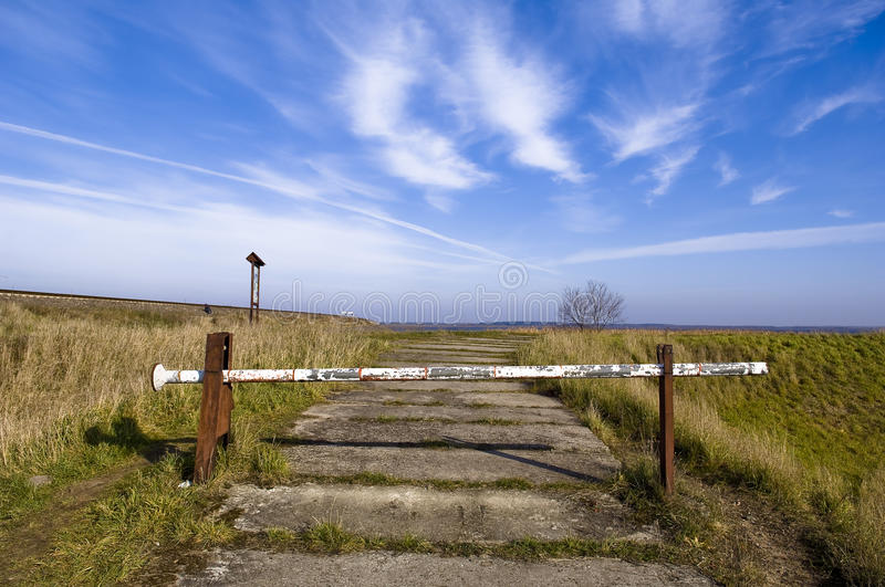 Download Closed Road Stock Images - Image: 21907464