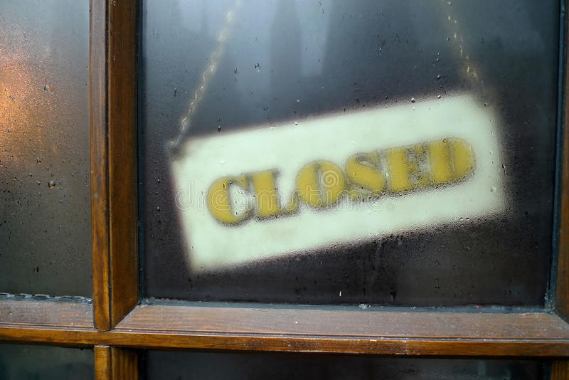 Download Closed sign stock image. Image of communication, shut - 21174343
