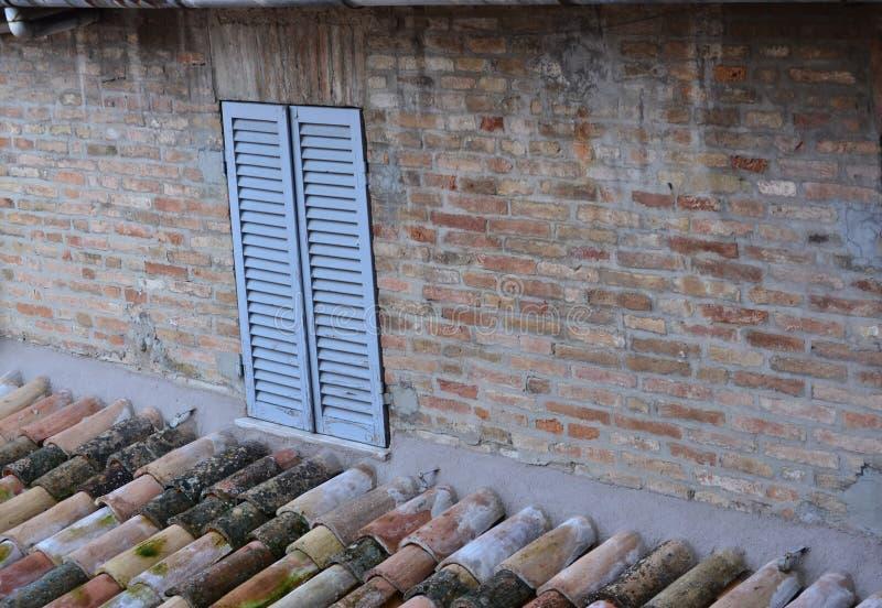 Download Closed window stock photo. Image of italian, weathered - 36043654
