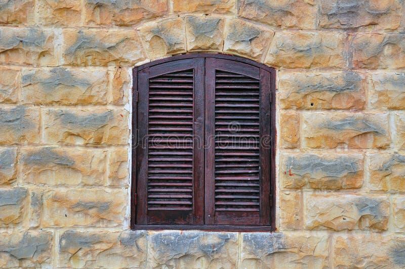 Closed Windows Stock Photography
