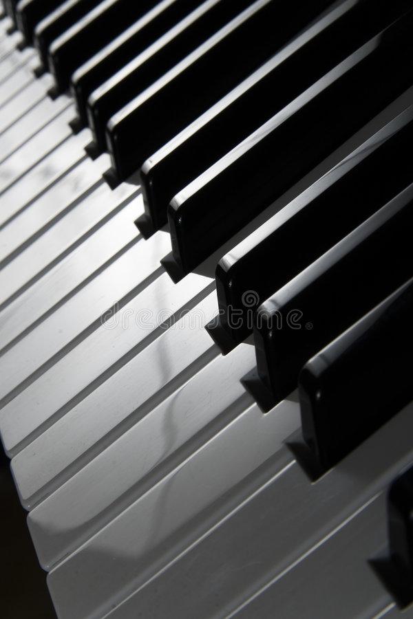 Download Closen keys upp pianot arkivfoto. Bild av tangent, anmärkning - 3530362