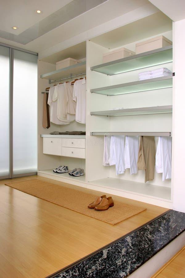Closet stock photography