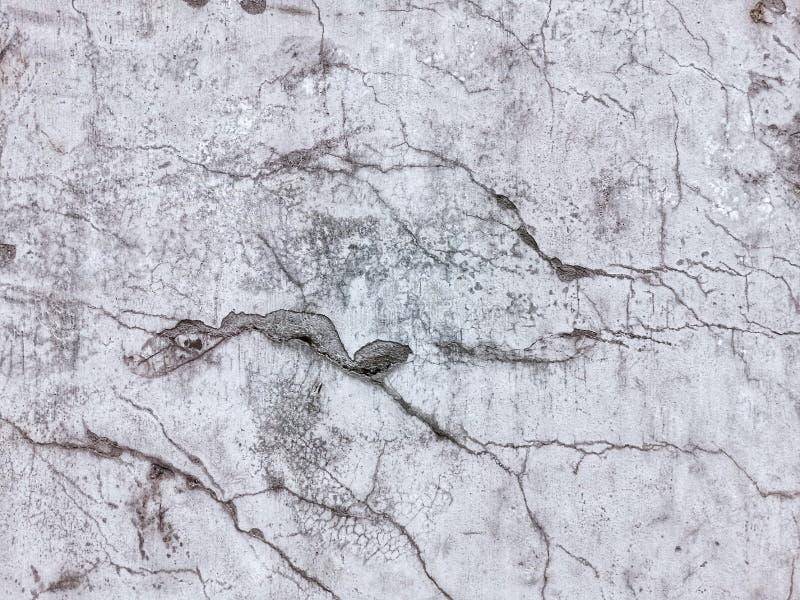 Closeu de vieux fond gris de mur de ciment photographie stock libre de droits