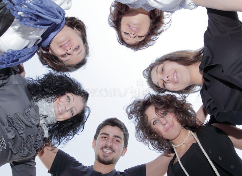 closeup команда дела успешная Концепция сыгранности стоковые фото