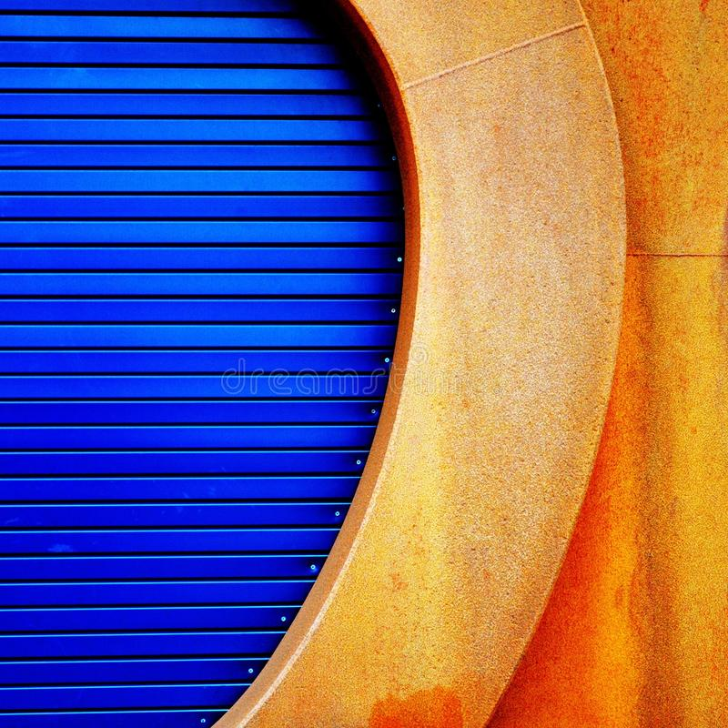 Abstract architecture royalty free stock images