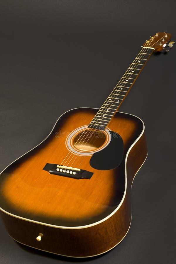 Download Closeup Of An Acoustical Guitar Stock Illustration - Illustration of illustration, sound: 8431551