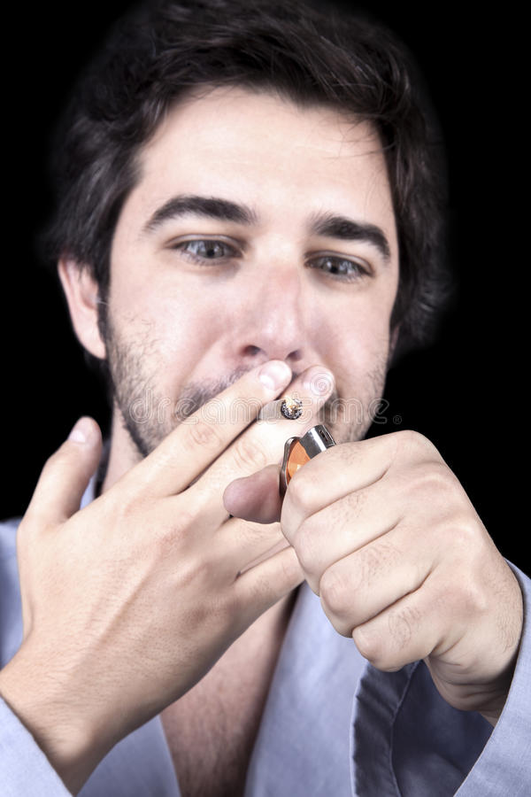 Reefer Maddness Royalty Free Stock Image