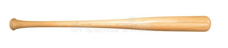 Closeup av baseballslagträet arkivbilder