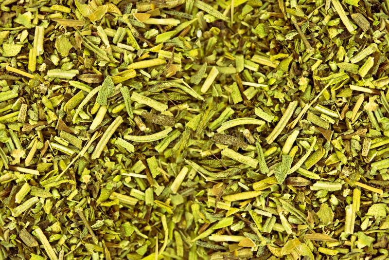 Closeup av blandade kryddor arkivfoton
